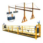 електрически повдигач за окачена платформа и електрически повдигач тип cd1
